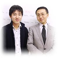 英検アカデミー駒込校 昂君と秋山先生